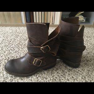 Jeffery Campbell Biker Boots